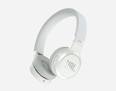 JBL LIVE 400BT On-ear Headphones