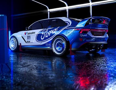 Rallycross Cosworth