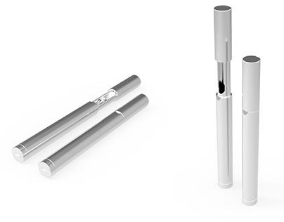 #pen // portable ashtray
