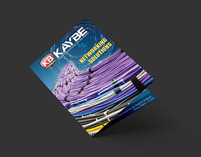 Bi-Fold Brochure - KB Trading Est.