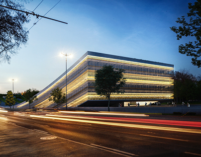 Museum of Ethnography, Budapest, Competition Winner