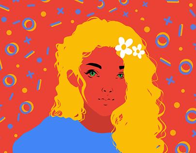 Women (Digital Illustrations)