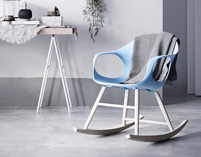 Kristalia Elephant Chair