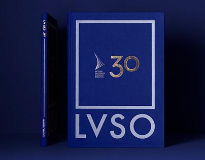 LVSO 30th anniversary book