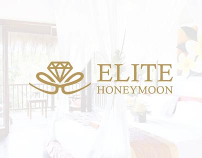 Elite Honeymoon Identity Design