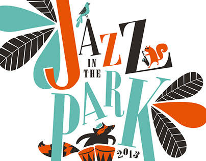 Jazz in the Park T-shirt
