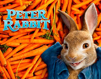Peter Rabbit   Social Media