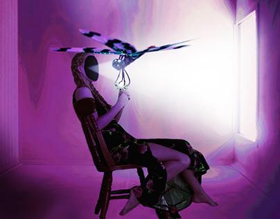 Purple Room | Photo Manipulation
