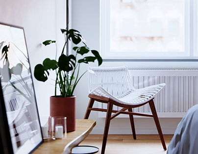 Apartment Scandi Style
