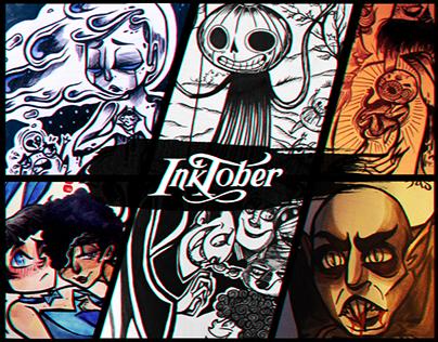 Inktober Compilation