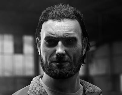 3D portraits 2016