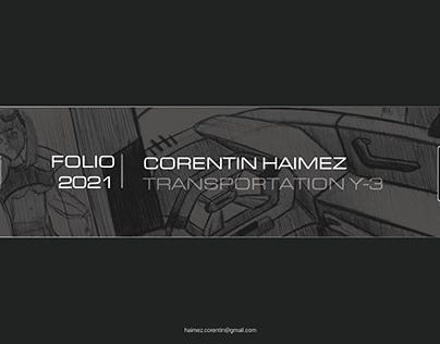 HAIMEZ Corentin Portfolio 2021