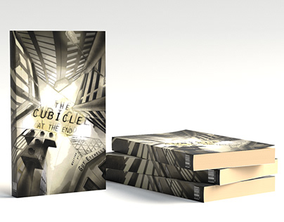 The Cubicle At The End by Guy Etchells Book Cover