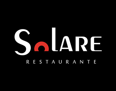 Solare Restaurante / Identidade Visual