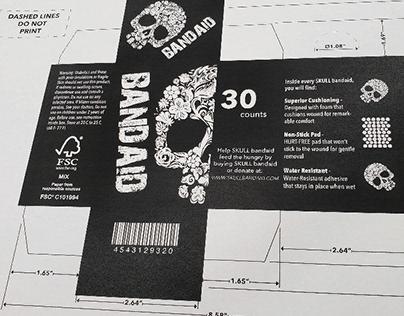 Package Design (bandaid)