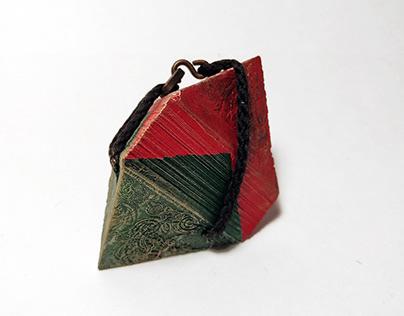 "Miniature Book ""Agathon's Book of Dreams"""