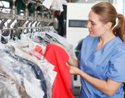 Industrial Laundry Service Practices