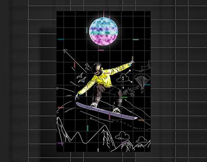 Xtreme under the disco ball