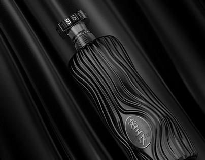 MI GONG FANG密工坊白酒产品瓶型设计