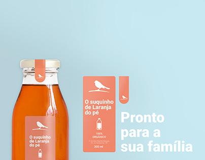 Branding Padaria Balbino