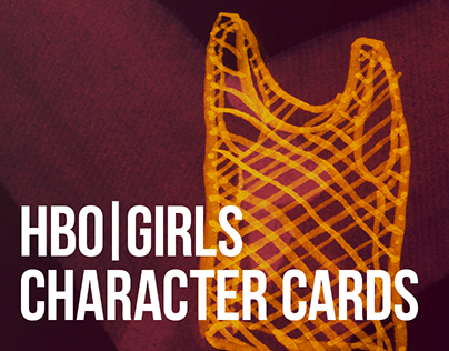 GIRLS Character Cards