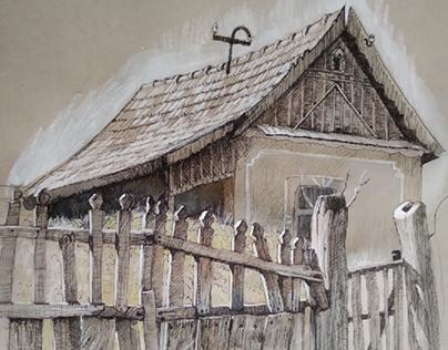 *****old village house