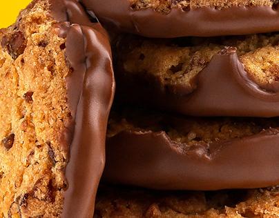 Chocolates Brasil Cacau - Cookie Sabor Panettone