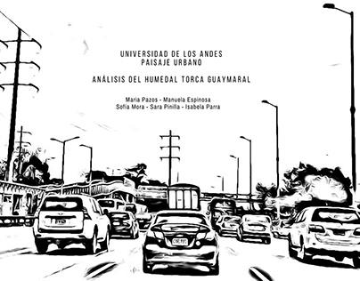 Paisaje Urbano - Análisis Humedal Torca Guaymaral