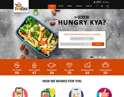 foodies online order web