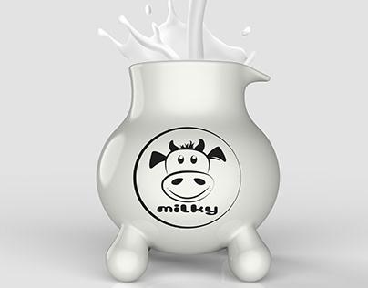 Milky Bowl