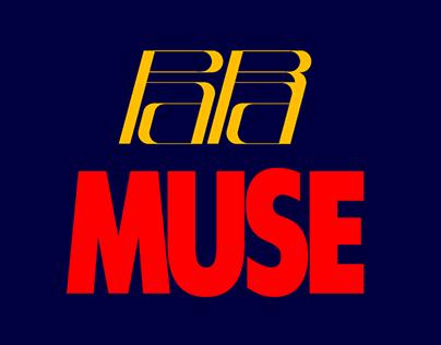 PARAMUSE logo development