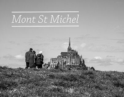 MONT ST MICHEL mars 2016