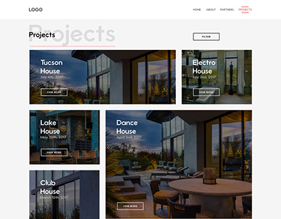 Architecture Firm Template