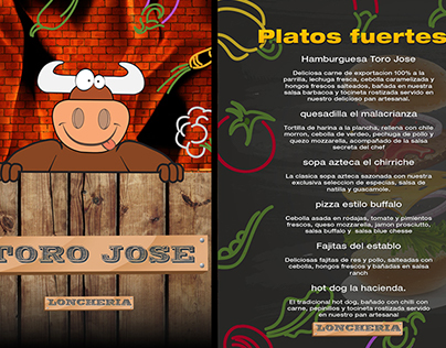 Lonchería Toro Jose