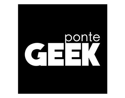 Rediseño logo Ponte Geek