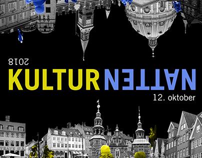 Kulturnatten 2018 Identity