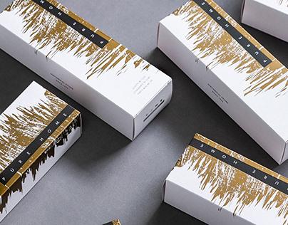 包裝・不二緻果中秋禮盒 Moon Cake Package