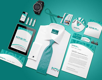Branding & Stationary - Corporate Identity Designs