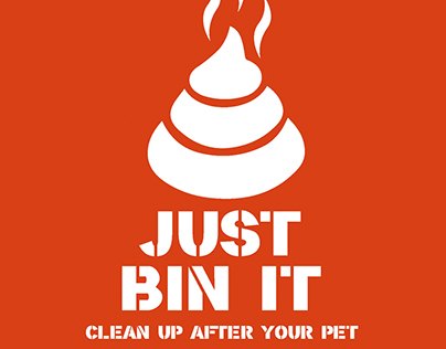 Just Bin it - Litter & dog fouling campaign