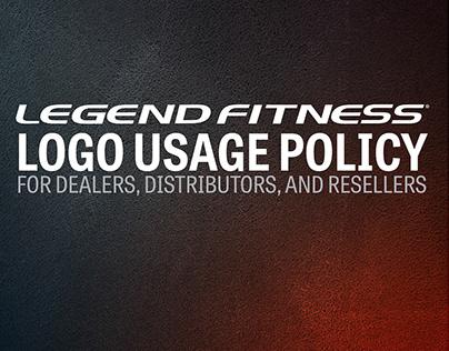 Branding Guide: Legend Fitness