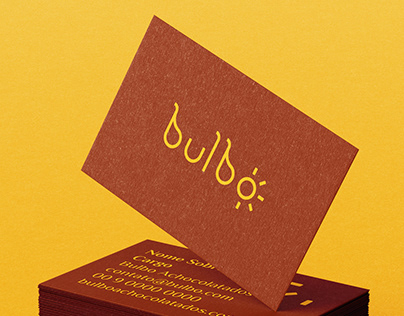 Bulbo - Packaging