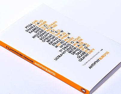 A Clockwork Orange Penguin Book Cover Winner 2016