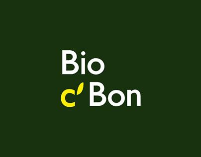 Bio C'Bon - Pitch Website