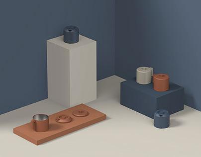 POTS_multi-pots for single-person household
