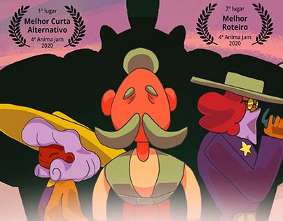 O Bom, o Mau e o Doente - short film