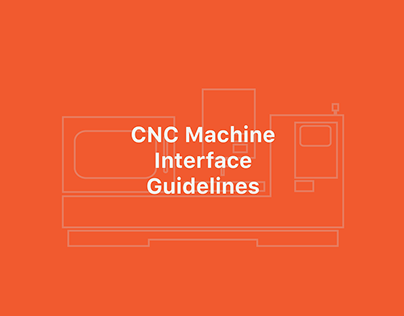 CNC Machine Interface Guidelines