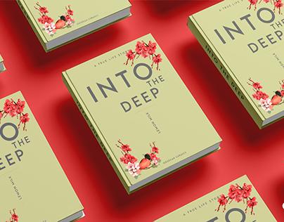 Book Cover Design   Into the Deep