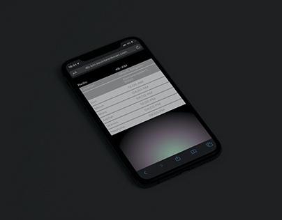 Website for 4B-KM
