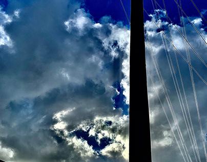 Afternoon skies no2 28/6/2021
