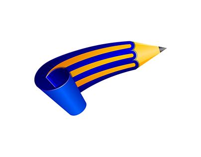Sketch Tube Logo Design
